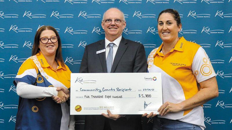 2020 Community Grant Recipients Celebrate