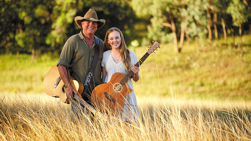 James Blundell & Lily Grace At The Royal